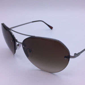 Prada SPS 57R 5AV-6S1 Brown Sunglasses ODU